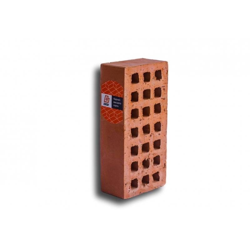 Кирпич керамический пустотелый одинарный М 150 (250*120*65)