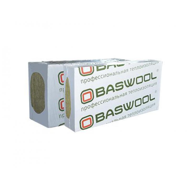 BASWOOL РУФ Н - 100  1200х600х90 6 плиты/пачка  (6,2208)