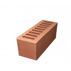 """Кирпич керамический пустотелый   с гладкой поверхностью  """"осенний лист"""" М 125 (Евро) (250*85*65)"""