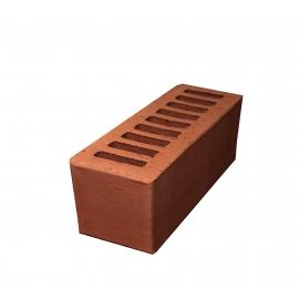 """Кирпич керамический пустотелый   с гладкой поверхностью  """"карамель"""" М 125 (Евро) (250*85*65)"""