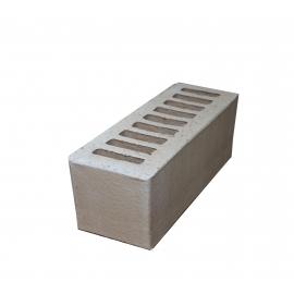 """Кирпич керамический пустотелый   с гладкой поверхностью  """"серебро"""" М 125 (Евро) (250*85*65)"""