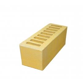 """Кирпич керамический пустотелый   с гладкой поверхностью  """"сахара"""" М 125-150 (Евро) (250*85*65)"""