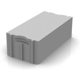 Блок газозолобетонный лотковый ТБЛ 400 5 D 500 (625*400*250)