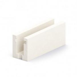 Блок газобетонный лотковый БПU 200 5п D 500 B 2,5 (625*200*250)