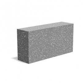 Блок полистиролбетонный D 400 B 1,5 (588*188*380)