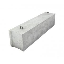 Фундаментный блок ФБС12-5-6 (1180-500-580)