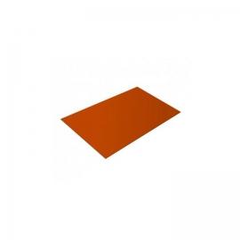 Лист плоский  RAL 2004 Оранжевый  1250