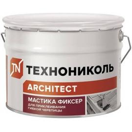 Мастика ТЕХНОНИКОЛЬ № 23 (ФИКСЕР) картридж 310мл